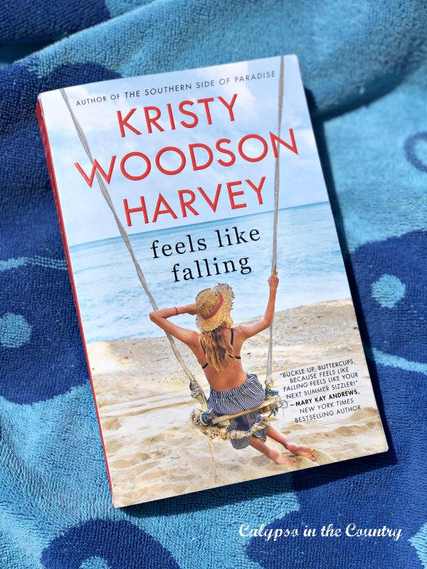 Feels Like Falling Novel - Great Beach Read!