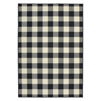 Buffalo Check Rug - for layering door mats