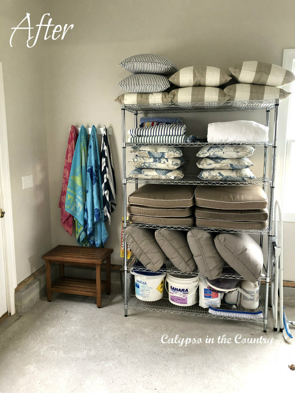 Metal Shelves and Garage Organization - How to Make the Most of Your Storage Space