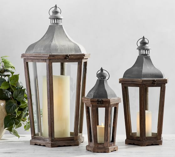 Indoor Outdoor Lanterns for Fall