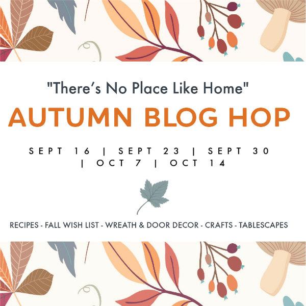 Autumn Blog Hop - Halloween Table Decor Ideas