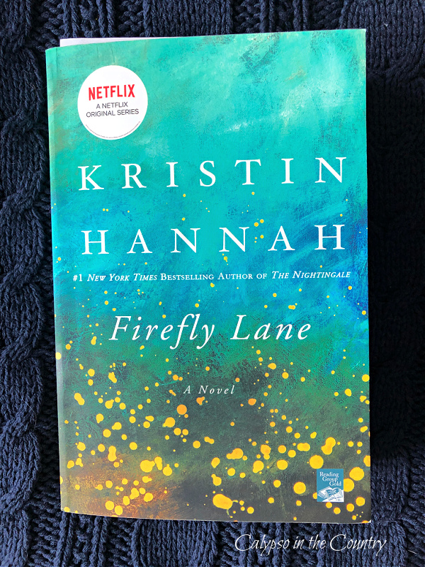 Firefly Lane by Kristin Hannah - Saturday Spotlight book