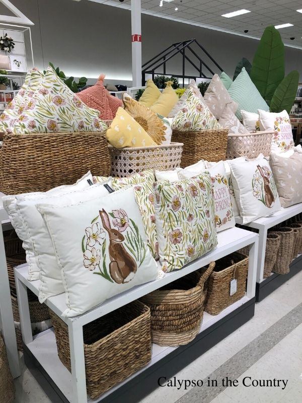 Spring Home Decor at Target – Shop the Beautiful Displays