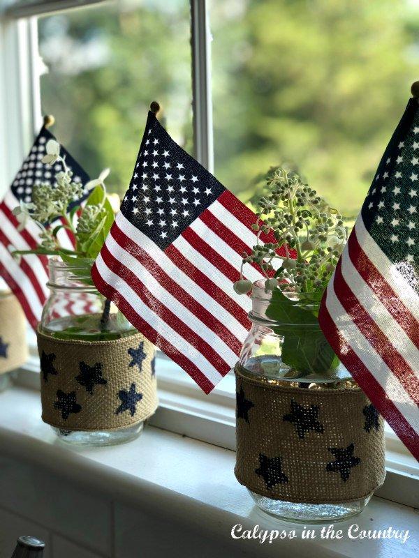 Patriotic Home Decor Ideas for the 4th of July – Saturday Spotlight