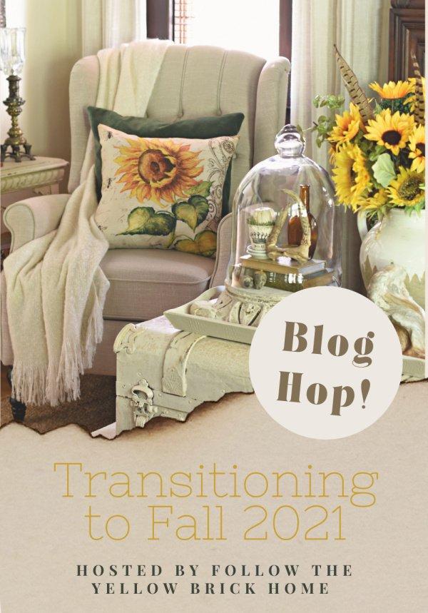 Transitioning to Fall Blog Hop