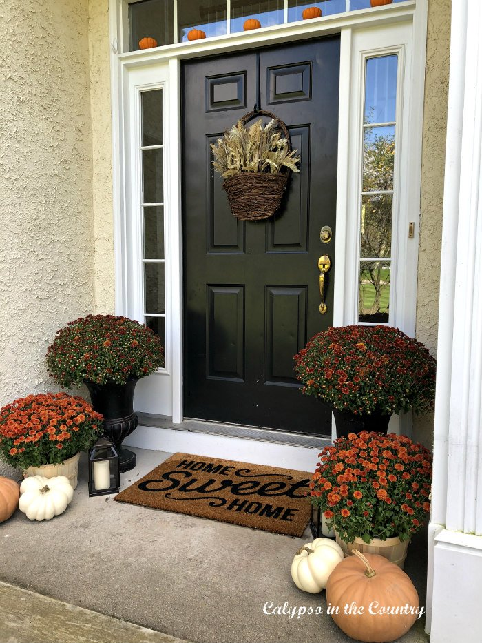 Autumn Front Porch - Get Ready for Fall