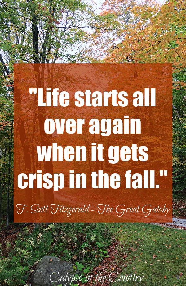 Fall Quote - Hello October ideas